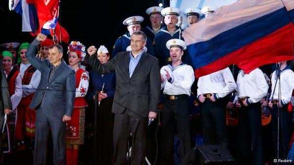 Crimea, el día después