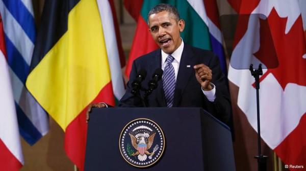 """Obama: """"No estamos entrando en una nueva Guerra Fría"""""""