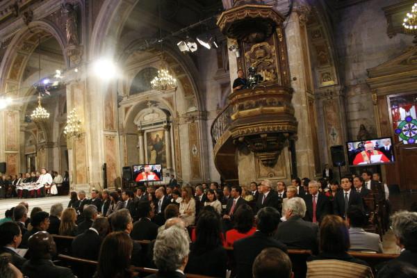 Acto Ecuménico Asunción al Mando de Bachelet (foto de Marcela Contardo Berríos) (9)
