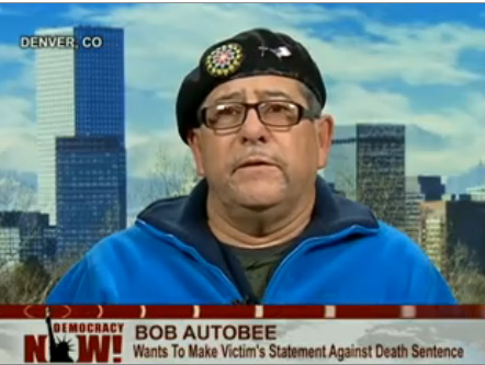 """The Death Penalty is a Hate Crime"": Bob Autobee Speaks Out to Spare Life of Son's Killer"