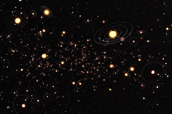 Confirmation de la découverte de 715 nouvelles planètes