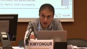 L'Italie refuse d'extrader Bahar Kimyongür vers la Turquie