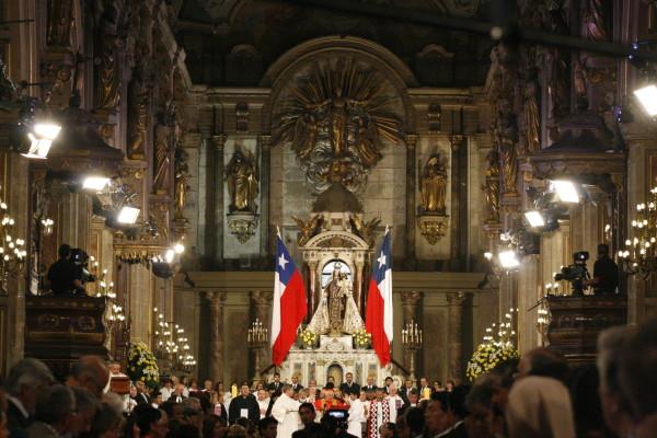 Acto Ecuménico pidiendo por Chile