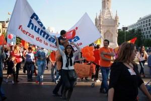 El Partido Humanista celebra 30 años de historia