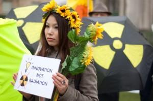 Nell'anniversario di Fukushima