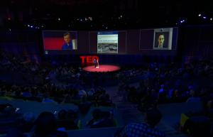 Edward Snowden, presentación en TED