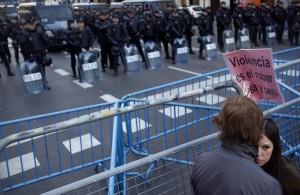 ¿Veremos protestas cada vez más violentas?