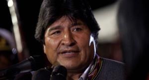 Presidente Morales rechaza campaña de EEUU contra Venezuela