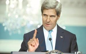 Kerry y la prepotencia imperial contra Venezuela