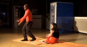 Schöne Neue Liebe – Ein Theaterstück über Freuden und Leiden einer bikulturellen Partnerschaft.