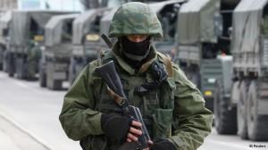 Crimée : le parlement russe accepte l'envoi de troupes