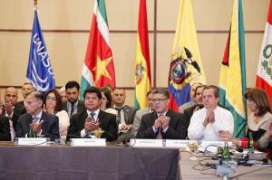 Comisión de la Unasur se reunirá en Caracas el 25 y 26 de marzo para acompañar el diálogo político