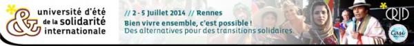 """""""Bien vivre ensemble, c'est possible ! Des alternatives pour des transitions solidaires"""""""