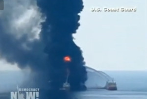 Exclusive: 4 Years After BP Disaster, Ousted Drilling Chief Warns U.S. at Risk of Another Oil Spill