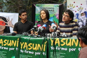 Ecuador: più di 700.000 firme per il referendum sullo Yasuní