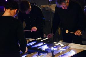 Le stradivarius néolithique et l'Orchestre National de France
