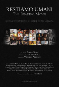 Restiamo umani, the reading movie