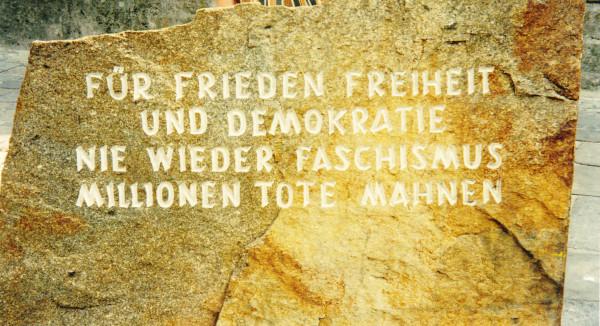 Resistenza alle forze di destra: la difficile eredità storica della città natale di Hitler