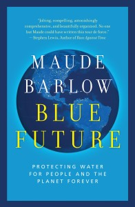 Water is a human right – Interview with Maude Barlow