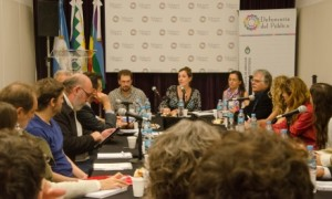 Encuentro de diálogo y reflexión sobre hechos de violencia