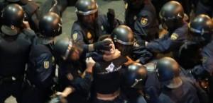 Spanien – Demonstrationsfreiheit unter Druck