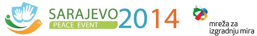 Evento di pace Sarajevo 2014 – 6-9 giugno 2014