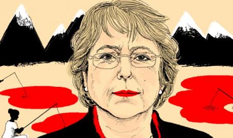 Il patriarcato di Michelle Bachelet