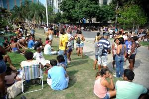 Desalojados do prédio da Oi e prefeitura do Rio de Janeiro chegam a acordo