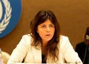 Magdalena Sepúlveda relatora especial de la ONU pide a España compromiso con derechos humanos