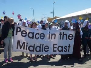 Leading Leaders for Peace in Tel Aviv