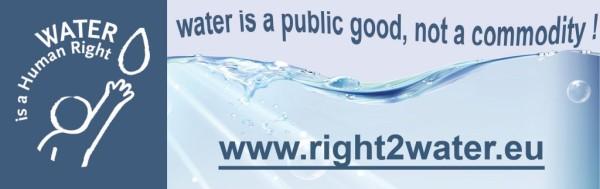 Alle elezioni europee chi baderà al bene comune acqua?