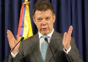 Colombia: por secuestro de un general, Santos ordena suspender los Diálogos de Paz con las Farc