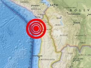 Norte de Chile vuelve a la normalidad luego de Terremoto