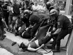 El derecho a protestar está en peligro en España, alerta Amnistía Internacional