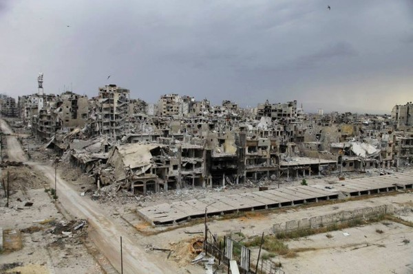 La población alemana está dispuesta a ayudar a los niños sirios mientras la política no hace nada