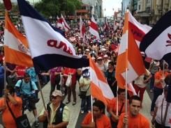 Costa Rica: gli insegnanti rifiutano la proposta del governo e continuano lo sciopero