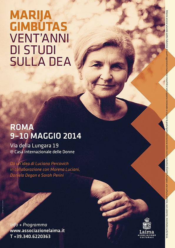 Marija Gimbutas: Vent'anni di studi sulla Dea