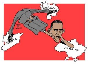 """""""La guerra en Ucrania es la última aportación del 'Imperio del Caos' a la crisis"""""""