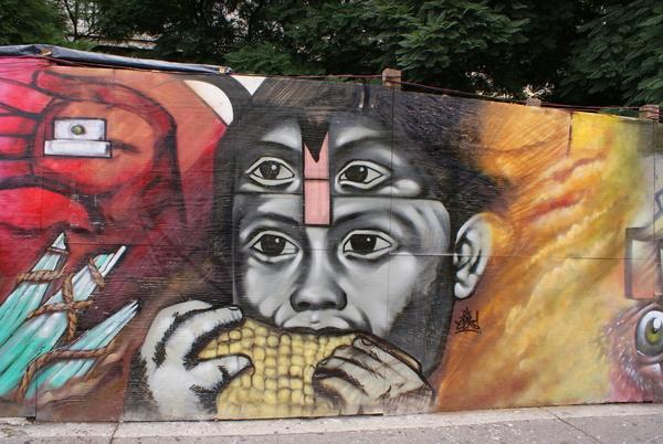 Mexique : ne touchez pas à notre maïs !