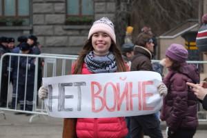Für die Ukraine, dringend:  Nein zum Krieg, wir alle sind Ukrainer!