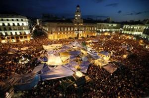 Jahrestag des 15M in Spanien: Als wir uns verliebten