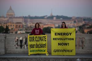 Greenpeace al G7: sviluppare le rinnovabili