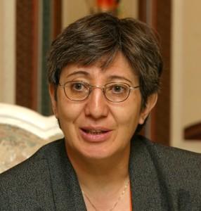 Sima Samar – Afghan women's rights activist, gets award