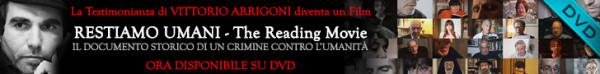 Restiamo umani: disponibile il DVD