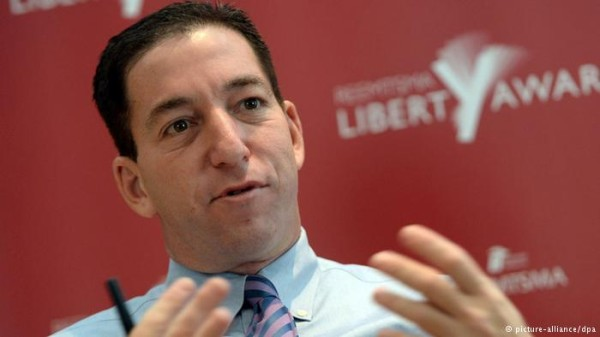 Greenwald: 'I wanted a debate about journalism'