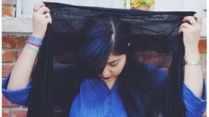 Creadora de página Facebook de mujeres iraníes sin velo, amenazada de muerte