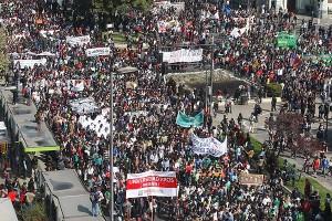 Se confirma marcha estudiantil para este 8 de mayo