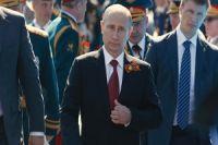 Putin arrives in Crimea