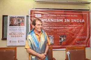 Humanismo en la India: entrevista a Fernando García