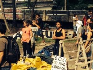#OcupeEstelita : Socorro, pero no corro!